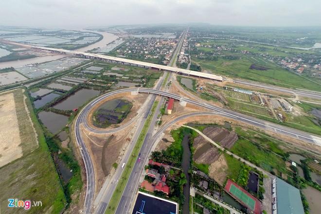 nút giao quốc lộ 5